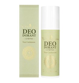 The Ohm Collection Deo Dorant Crème True Cardamome
