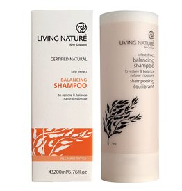 Living Nature Balancierendes Shampoo