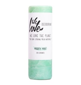 We Love The Planet Deodorant Stick Mighty Mint