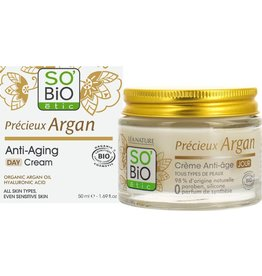 SO'BiO étic Argan Anti-Aging Day Cream
