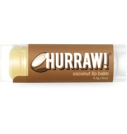 HURRAW! Coconut Lippenbalsem