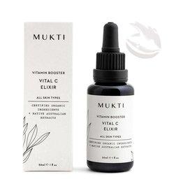 MUKTI Organics #3 Vitamin Booster Vital C Elixir