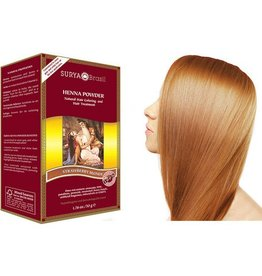 Surya Brasil Henna Powder Strawberry Blonde