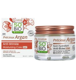 SO'BiO étic Anti Wrinkle Moisturizing Day Care Cream