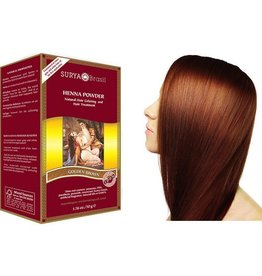 Surya Brasil Henna Powder Golden Brown