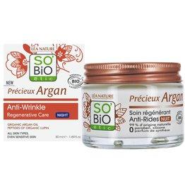 SO'BiO étic Anti Wrinkle Regenerative Night Care Cream