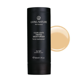 Living Nature Tinted Moisturiser Day Light