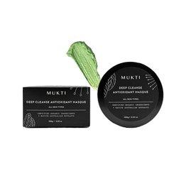MUKTI Organics Tiefenreinigung Antioxidant Mask (groß)