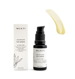 MUKTI Organics Age Defiance Eye Serum