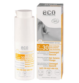 Eco Cosmetics Zonnegel face SPF30