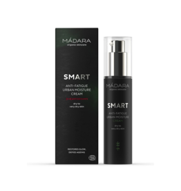MÁDARA SMART Anti-Fatigue Urban Moisture Cream
