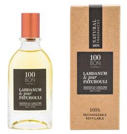 100BON Labdanum & Pur Patchouli eau de parfum