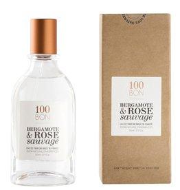 100BON Bergamote & Rose Sauvage eau de toilette