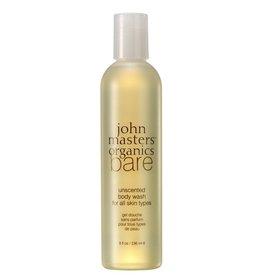 John Masters Organics Bare Unscented Body Wash