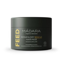 MÁDARA FEED Repair & Dry Rescue Hair Mask