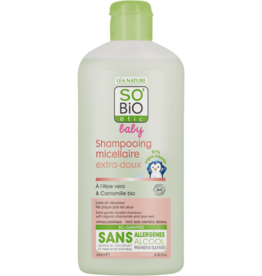 SO'BiO étic Baby Extra Gentle Micellair Shampoo