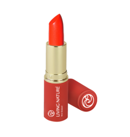 Living Nature #1 Lipstick Electric Coral