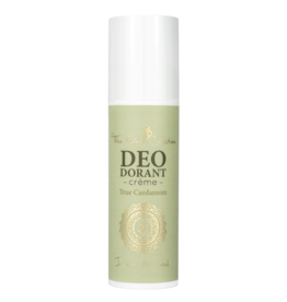The Ohm Collection Deodorant Crème True Cardamom