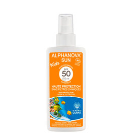 Alphanova SUN Kids Spray SPF 50 Face & Body