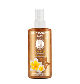 Alphanova SUN Dry Oil Spray Glittering
