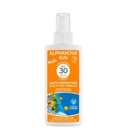 Alphanova SUN Kids Spray SPF 30 Face & Body