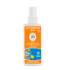 Alphanova SUN Spray SPF30 Face & Body
