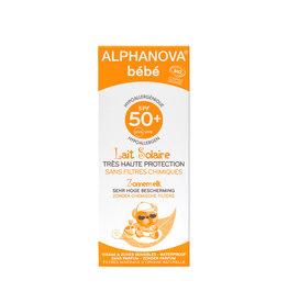 Alphanova SUN Baby Cream SPF50+ Parfumvrij