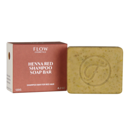 Flow Cosmetics Henna Red Shampoo Bar