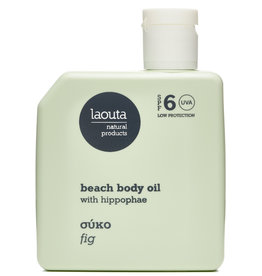 Laouta Beach Body Oil Fig SPF6