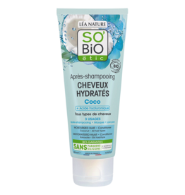 SO'BiO étic Conditioner Coco Hyaluronsäure