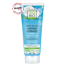 SO'BiO étic Leave-In Conditioner Coco Hyaluronic Acid