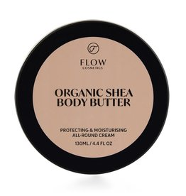 Flow Cosmetics Organic Shea Body Butter