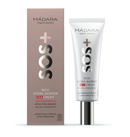 MÁDARA SOS Rich Hydra Barrier Cica Cream