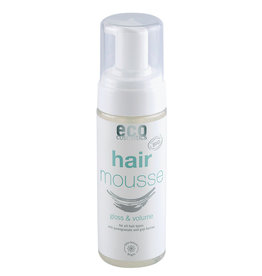 Eco Cosmetics Hair mousse with pomegranate