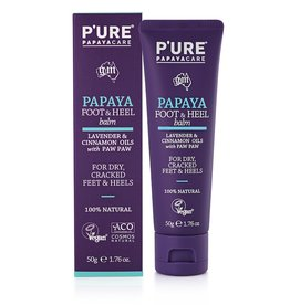 PURE Papayacare Papaya Foot & Heel Balm