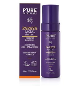 PURE Papayacare Papaya Facial Cleanser