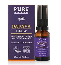 PURE Papayacare Papaya Glow Face Oil