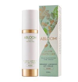 Abloom Organic Luminous SPF30+ Cream Nude