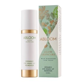 Abloom Organic Eye Make-Up Remover