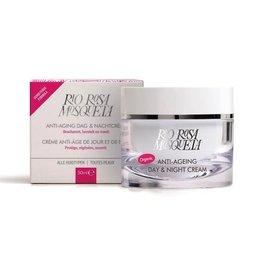 Rio Rosa Mosqueta Anti-Aging Dag en Nachtcrème