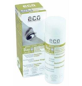 Eco Cosmetics Getinte Dagcrème SPF15