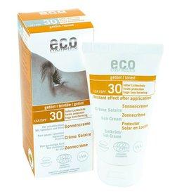 Eco Cosmetics Zonnecrème SPF30 Getint