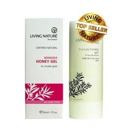 Living Nature Manuka Honey Gel, groot