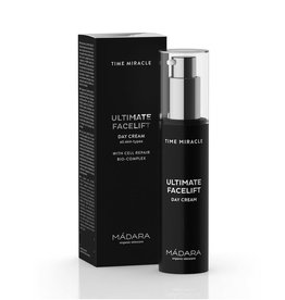 MÁDARA Time Miracle Day Cream Ultimate Facelift