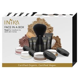 INIKA Makeup Face in a Box 4 Trust