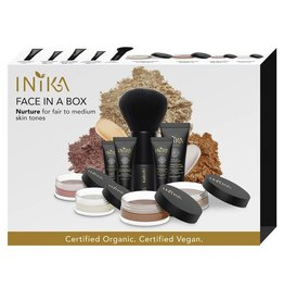 INIKA Makeup Face in a Box 2 Nurture