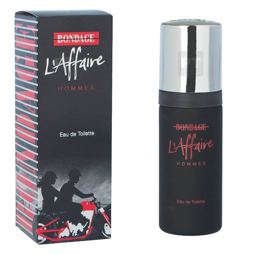 Milton Lloyd Milton Lloyd - Bondage L'affaire Hommes - 50ml - Heren