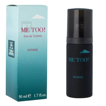 Milton Lloyd Milton Lloyd - Me Too! - 55ml - Hommes