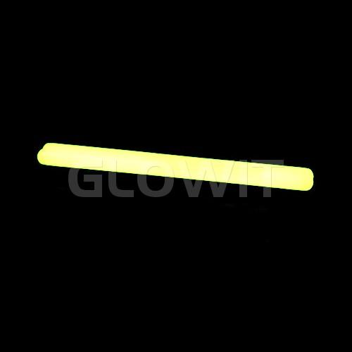 Glowit 10 Breeklichten/Breaklights - 250mm x 15mm - Geel