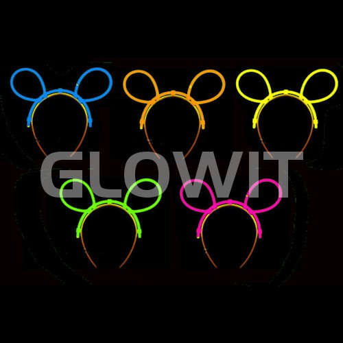 Glowit 25 Glow bunny connectors